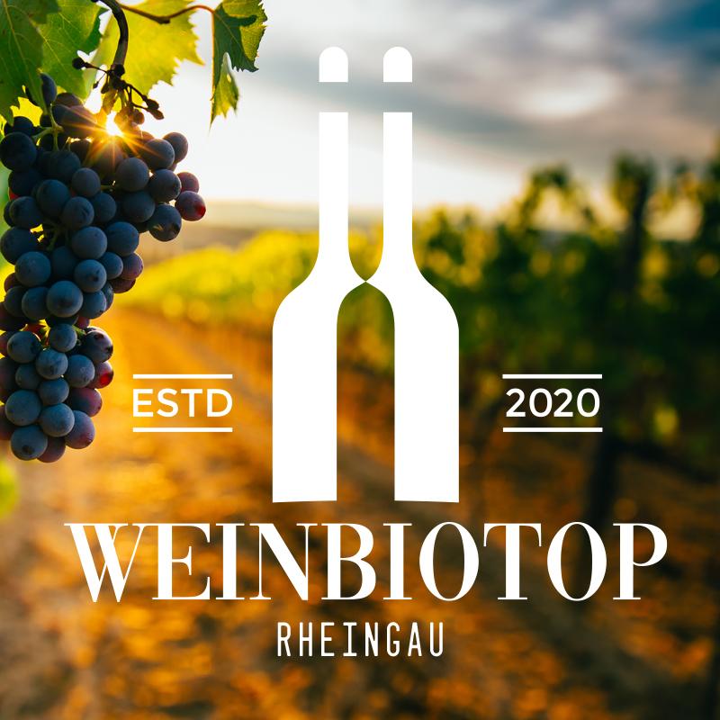Logo für das Weinbiotop